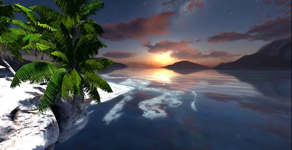 Blaylock Island - Where peaceful waters flow