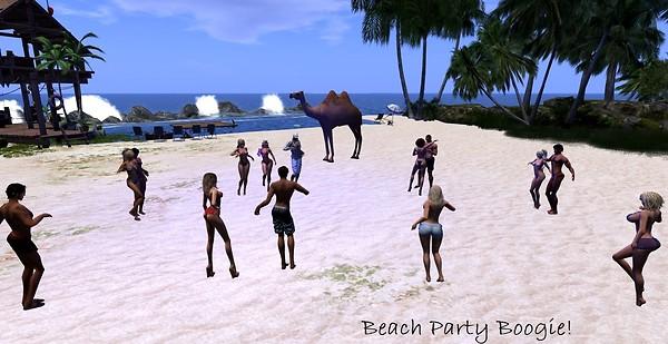 Beach Party Boogie