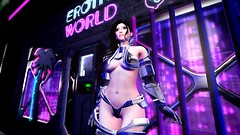 NuNoX-Cyberpunk City