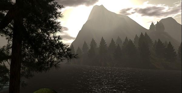 FaNg Sanctuary Island Mountain Mist