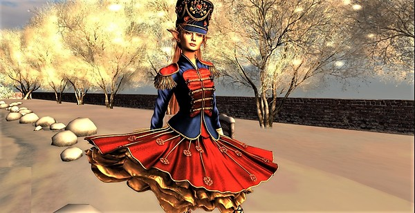 Winter wonderland 1 - the best nutcracker