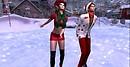 A NYC Christmas_skate