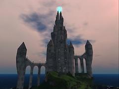 Anon castle - Second Life