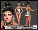 Zinner Shapes & Gallery - Aphrodite shape for Akeruka Celo head