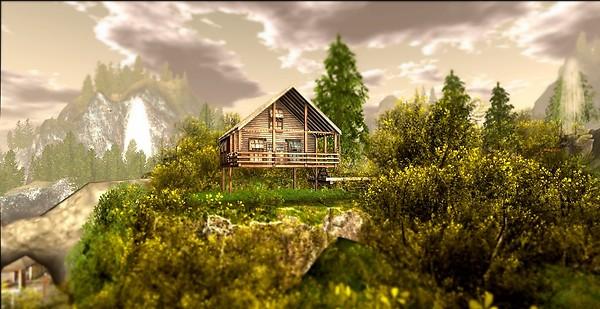 chinook Rockies cabin