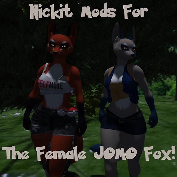 I choose you Nickits!