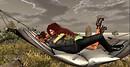 The Getaway - Nutmeg hammock for two