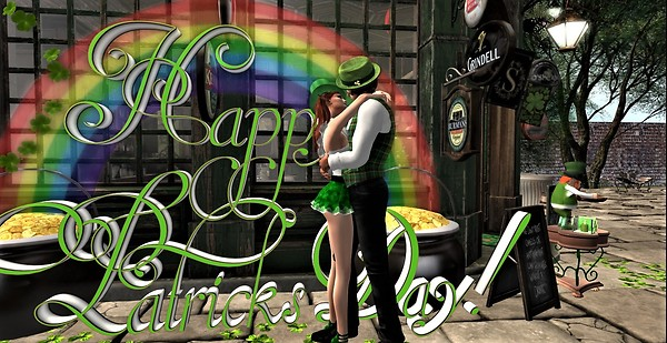 Happy St Patrick's Day 2020
