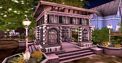 the lifted mist - Serenity Gardens building