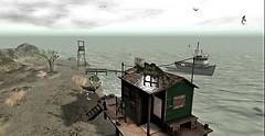 Dya's Abandoned Vacation Spot - Live Baits
