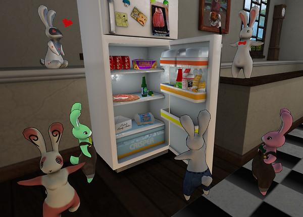 Lil shits are in mah fridge!