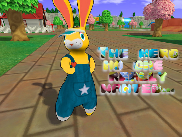 REAL Hero of Easter is here!