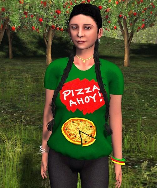 Pizza Ahoy!