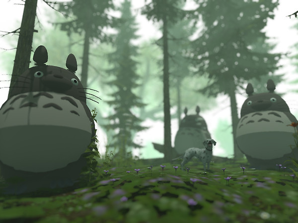 Totoro's Forest