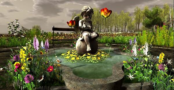 Breath of Nature_fountain