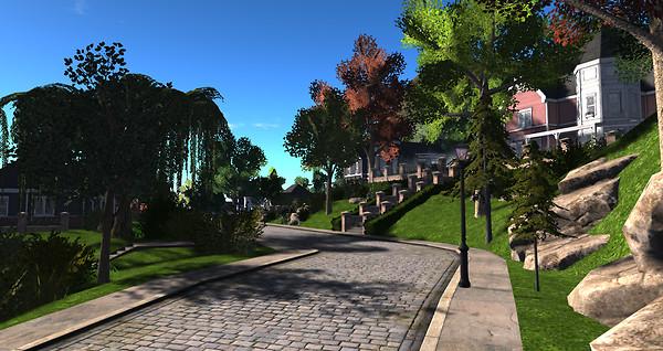 New Linden Homes Land