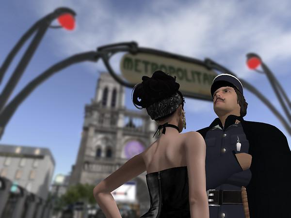 Paris 1900-4