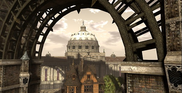 The Looking Glass_dome