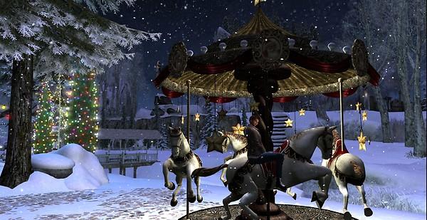 Let it Snow A Winter Wonderland_MerryGoRound