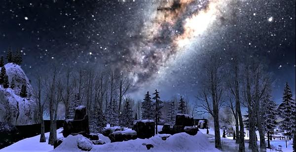 Let it Snow A Winter Wonderland_Milkyway
