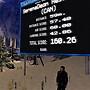 Top Score at Chamonix City - Breakaway