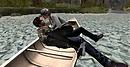 The redwoods - canoe