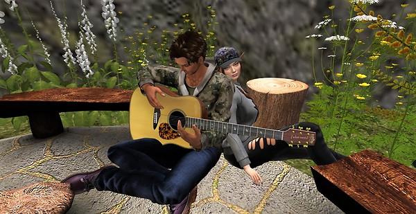 The redwoods - guitar