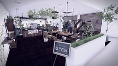 "cafe ""Botanika"""